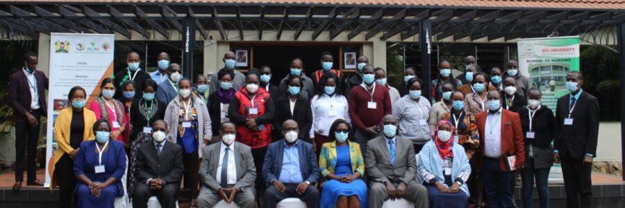 Moi University Kenya offers training on the ICI 12 Steps