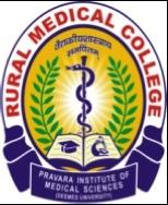 Rural Medical College logo